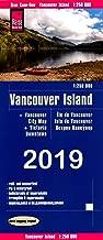 Vancouver Island 1:250,000 Travel Map, waterproof REISE