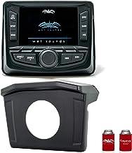 $399 » wet sounds Stinger SPXRNGDASH 13-18 Polaris Ranger Radio Mounting Kit WS-MC2 Waterproof Radio