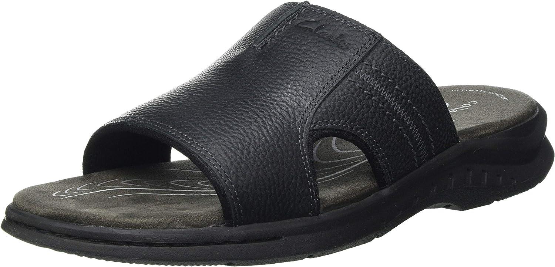 70% OFF Outlet Clarks Men's Hapsford Max 71% OFF Slide Sandal