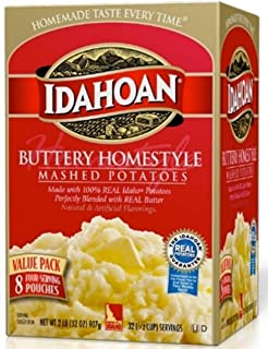 made in idaho potatoes