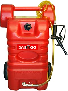 Gas & Go GG-15PFC-A Poly Fuel Cart, 1 Pack