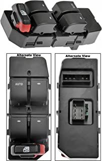 APDTY 012270 Master Power Window Switch Fits Front Left 2006-08 Chevrolet Impala