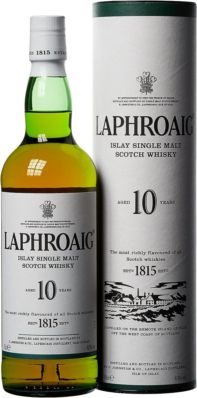 Laphroaig 10Jahre IslaySingleMaltScotch Whisky