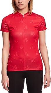 Dos Caballos Women's Logo Short Sleeve Loose Fit