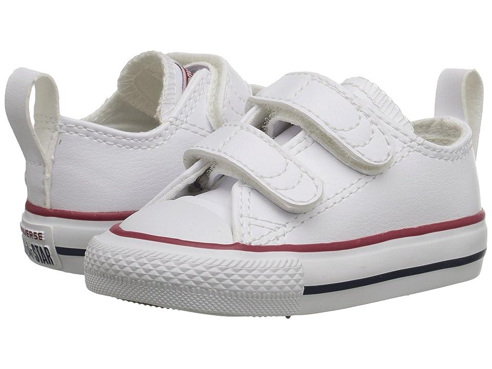 Converse Kids Ctas 2V (Infant/Toddler) (White) Kid