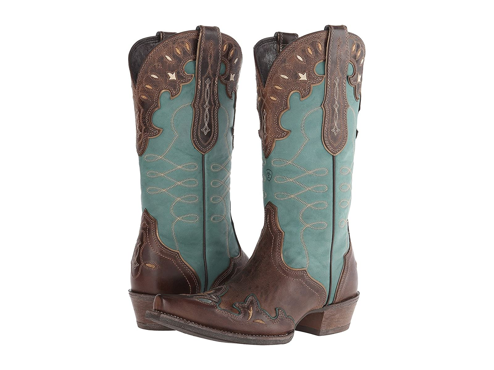 Ariat ZealousSelling fashionable and eye-catching shoes