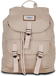 National Geographic Backpack for Men Brown,N08902.10