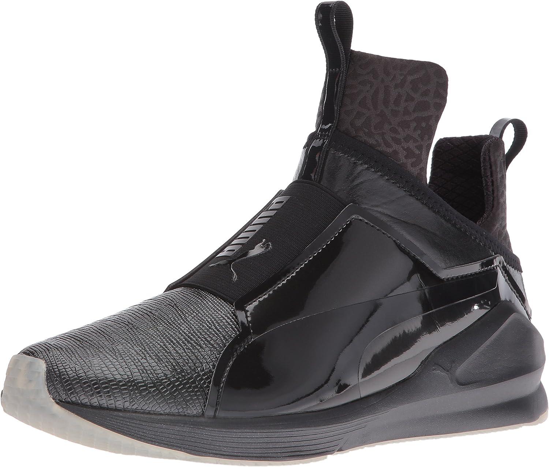 Amazon.com | PUMA Women's Fierce Metallic Cross-Trainer Shoe | Shoes