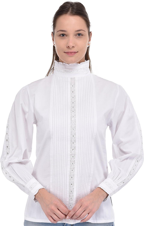 Cotton Lane White Blouses   Womens Blouses