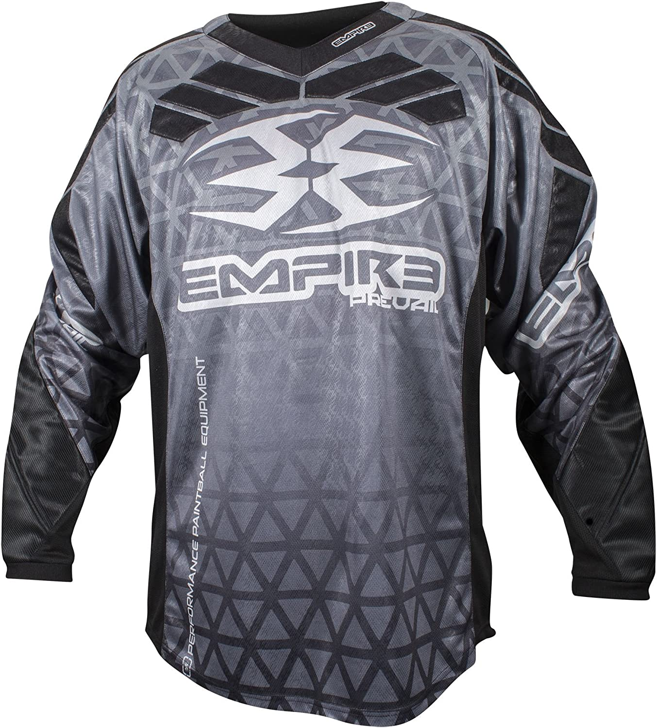Empire Prevail Paintball Jersey F6  Black  Large
