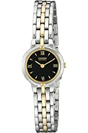 Citizen Women's Eco-Drive Stainless Steel Watch, EW9334-52E 4.6 out of 5 stars 171