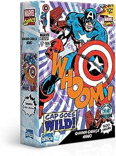 Marvel Comics - Capitão América - Quebra-cabeça - 500 peças nano