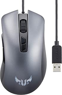 ASUS TUF Gaming M3 Wired RGB Gaming Mouse with 7000-Dpi Sensor