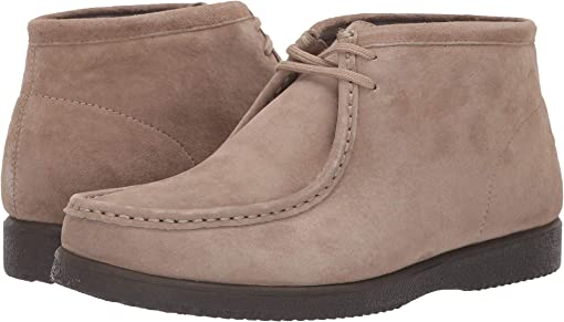 Classic Taupe Suede