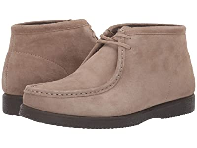 Hush Puppies Bridgeport (Classic Taupe Suede) Men
