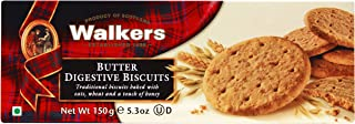 Walkers Butter Digestive Biscuits, 150 gm