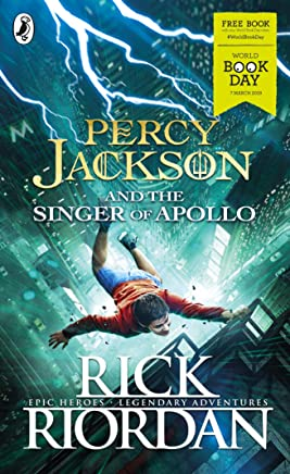 Percy Jackson and the Singer of Apollo: World Book Day 2019