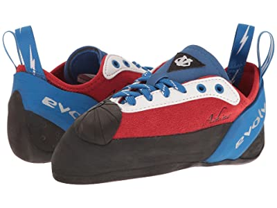 EVOLV Ashima (Red/White/Blue) Athletic Shoes