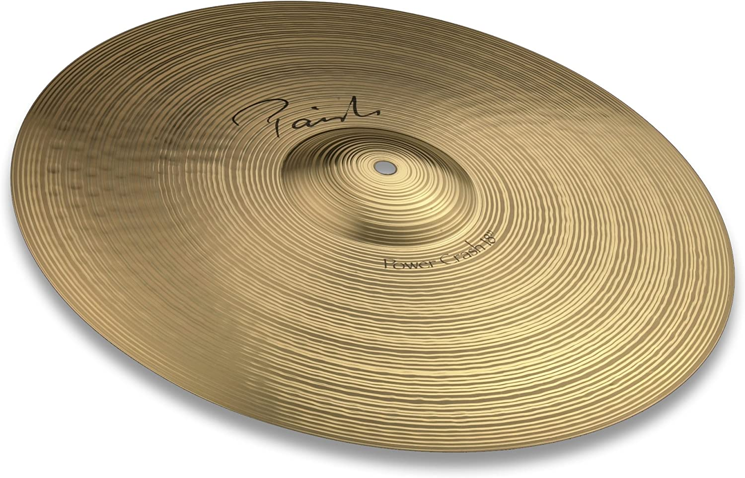 Paiste Signature Superior Cymbal All items free shipping Crash Power 17-inch