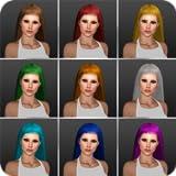 Make Hair Color Photo Editor