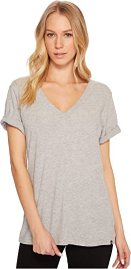 Hurley - Perfect V Short Sleeve Tee