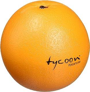 Tycoon Percussion Orange Shaker, inch (TF-O)