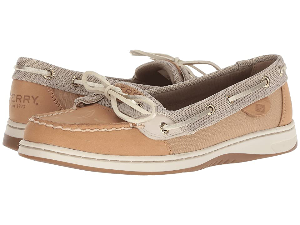 Sperry Angelfish Metallic Mesh (Linen) Women