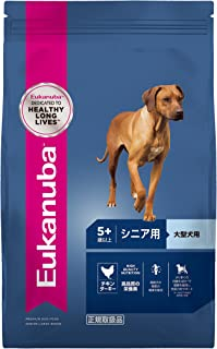 ユーカヌバ シニア用大型犬用5歳以上 13.5kg