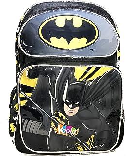 Kids' Clothing, Shoes & Accs Backpacks & Bags Batman Backpack Dc Comics School Preschool Daycare Bag Boys Super Heros New
