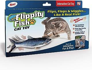 Ontel Flippity Fish Cat Toy