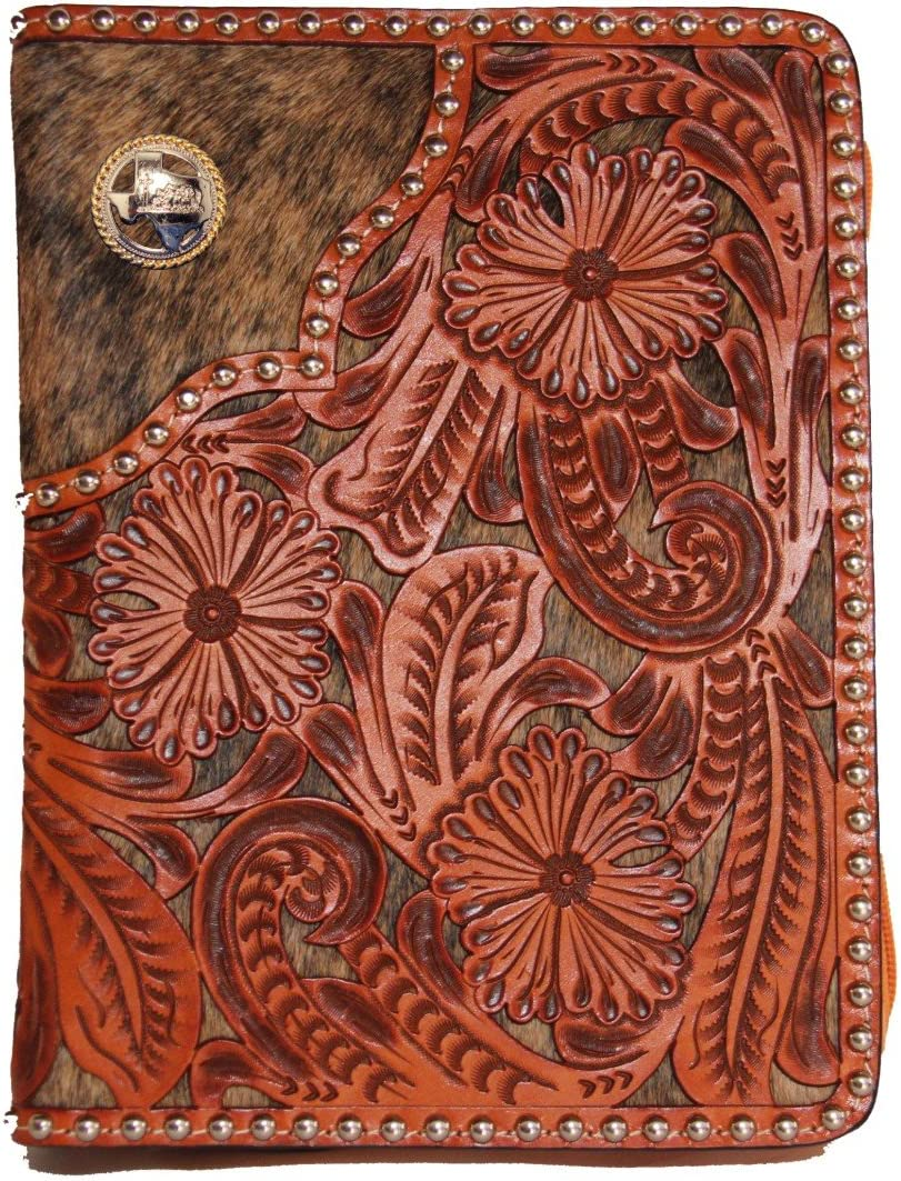 Custom Texas Praying Challenge the lowest price Cowboy Church Leather Over Filigree Natural trust