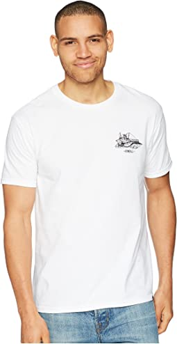 O'Neill Wrecked Short Sleeve Screen Tee