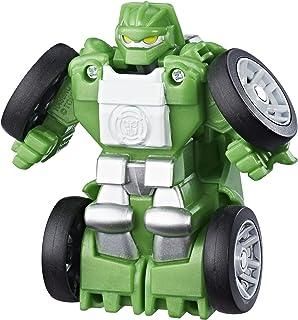 Playskool Heroes Transformers Rescue Bots Flip Racers Speedster Boulder