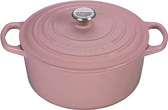 Panela Redonda, 24 Cm - Signature, Le Creuset, 2117724, Chiffon Pink