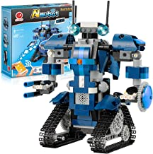 NextX STEM Projects for Kids Remote & APP Controlled Robot Erector Set Coding Gear Robotics Kit Science Kit Birthday Gift ...