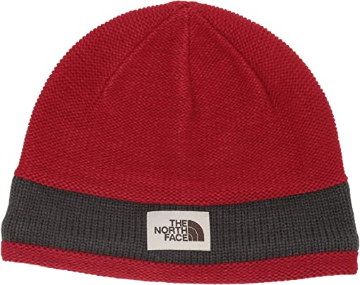 Cardinal Red/Asphalt Grey