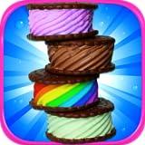 Ice Cream Sandwich Maker - Kids Frozen Dessert Games FREE