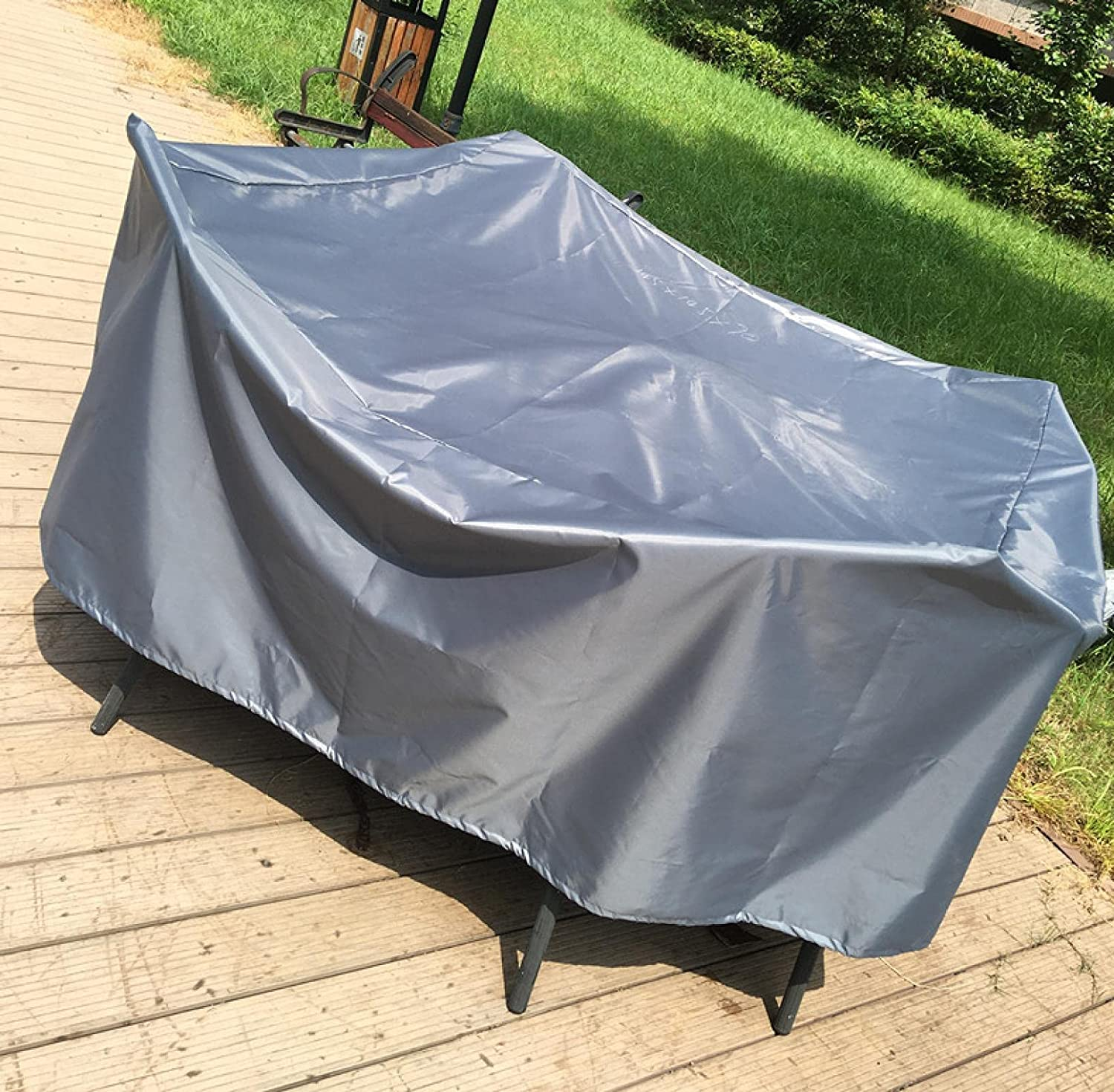 Patio Mesa Mall Furniture Cover Durable Fabric Outdoor Max 49% OFF Waterproof Oxford