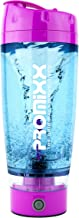 PROMiXX The Original Vortex Mixer Beautifully Engineered High-torque Battery-powered Protein Shaker Blender Bottle with X-blade Technology 100 Leak-proof Guarantee 600ml 20oz BPA-free Estimated Price : £ 18,99