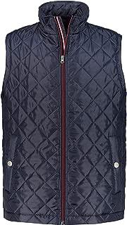 Men's Big & Tall Diamond Quilted Lightweight Vest 720081