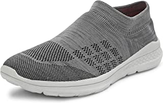 Bourge Men's Loire-100 Slip-On Shoes