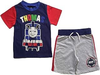 Nick Jr Thomas The Train Little Boys Toddler Short T Shirt Set