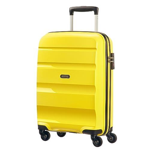 American Tourister Bon Air - Equipaje de mano, Amarillo (Solar Yellow), S