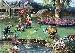 Trefl 104264 Paquin-Golf Game Puzzle (1000 Pieces)