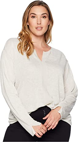 Plus Size Sienna Mix Top