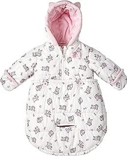 newborn bunting snowsuit