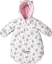 London Fog Newborn Infant Baby Girl Boy Puffer Carbag Pram Bag Snowsuit Bunting