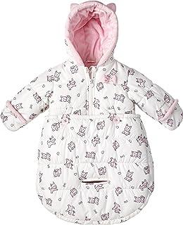 Newborn Infant Baby Girl Boy Puffer Carbag Pram Bag...