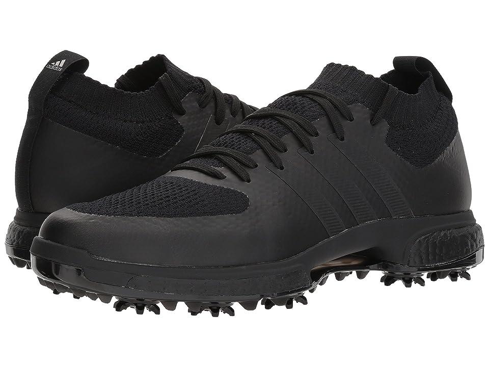 adidas Golf Tour360 Knit (Core Black/Core Black/Core Black) Men