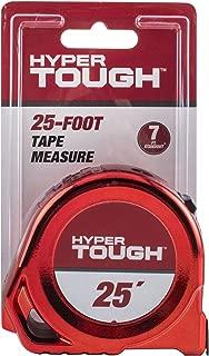 Best hyper tough 25 ft tape measure Reviews